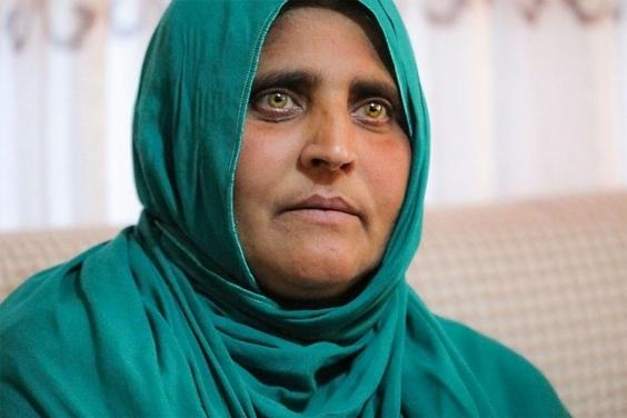 著名的「阿富汗少女」終於有了一個家