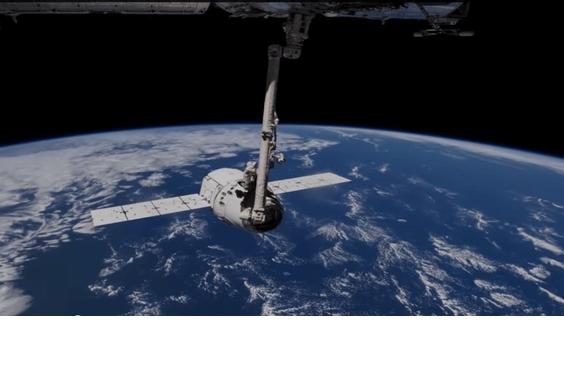 ISS縮時影片 展現絕美地球