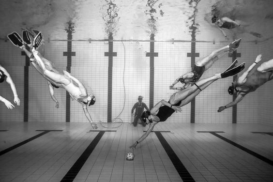水下橄欖球
