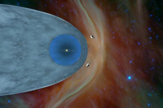 美國航太總署探測器發現──星際空間比我們所想像的還要更加怪異!