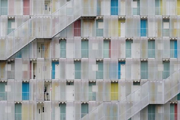 粉蠟筆公寓