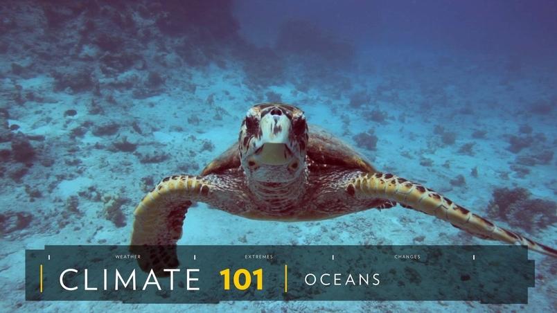 101氣候教室:海洋