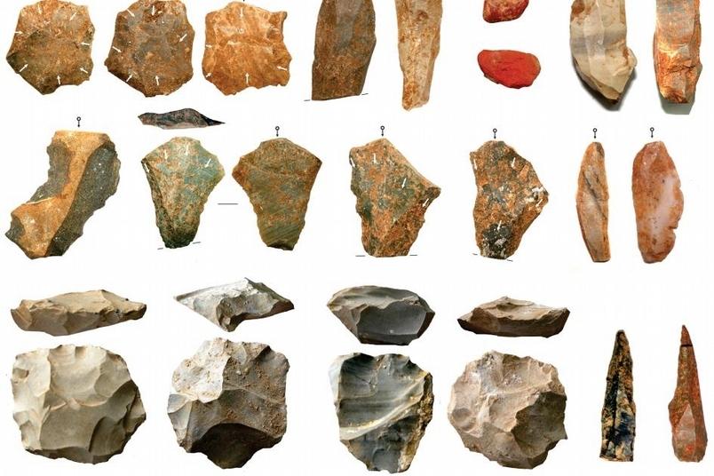 印度的早期人類,是否熬過200萬年來最大的火山爆發?