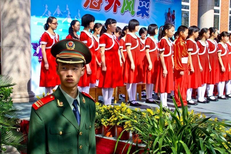 中國故事:精神的一致性