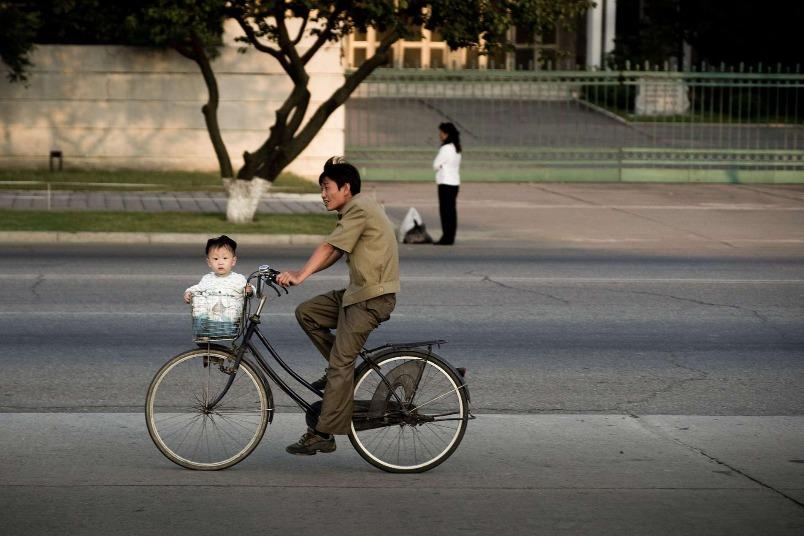 平壤式嬰兒車