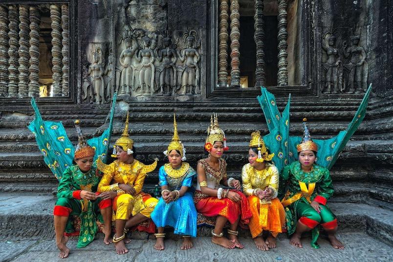 柬埔寨女子