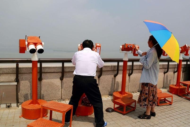 從南韓看北韓