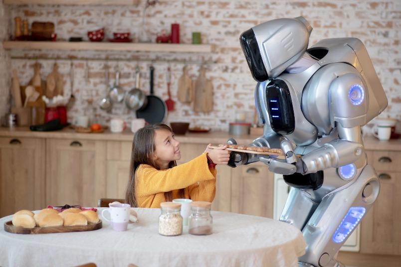 打造「聊」癒系機器人!看圖說故事,AI 也略懂略懂