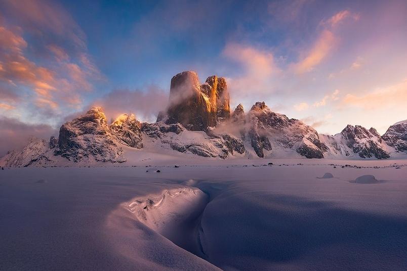 仙境雙峰:阿斯加德山