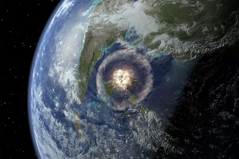恐龍滅絕與地球寒冬
