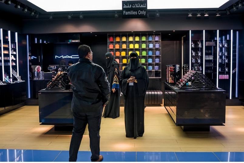 影像藝廊:改變中的沙烏地女性面貌
