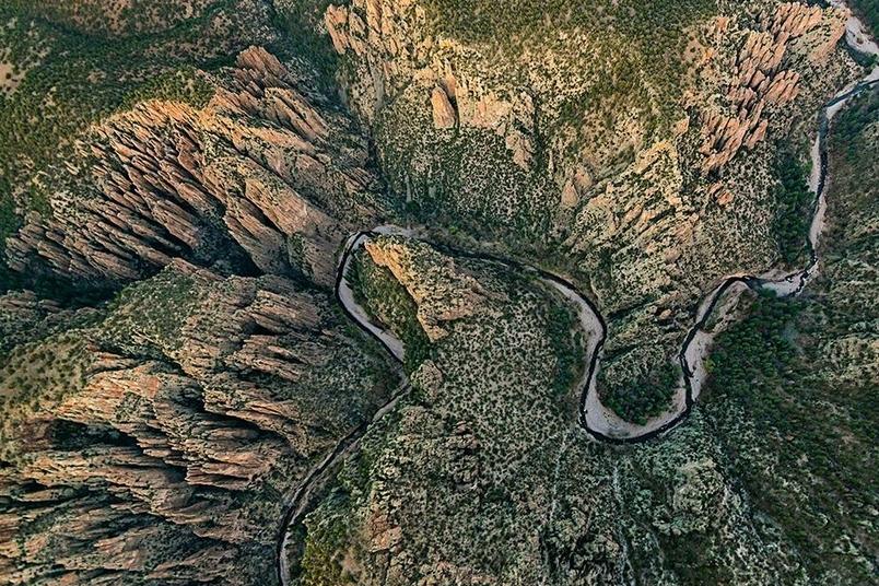 風氣之先:吉拉荒野保護區