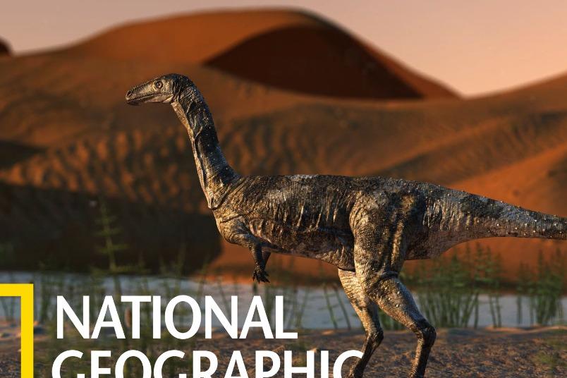 巴西發現用單一指頭行走的「四刀流」新種肉食恐龍
