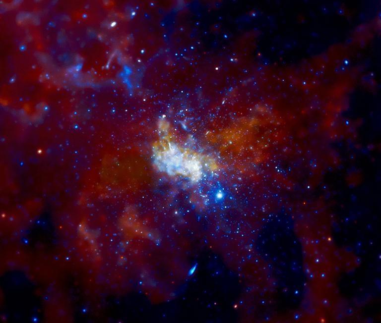 黑洞吐「口水球」,不過是行星大小的那種