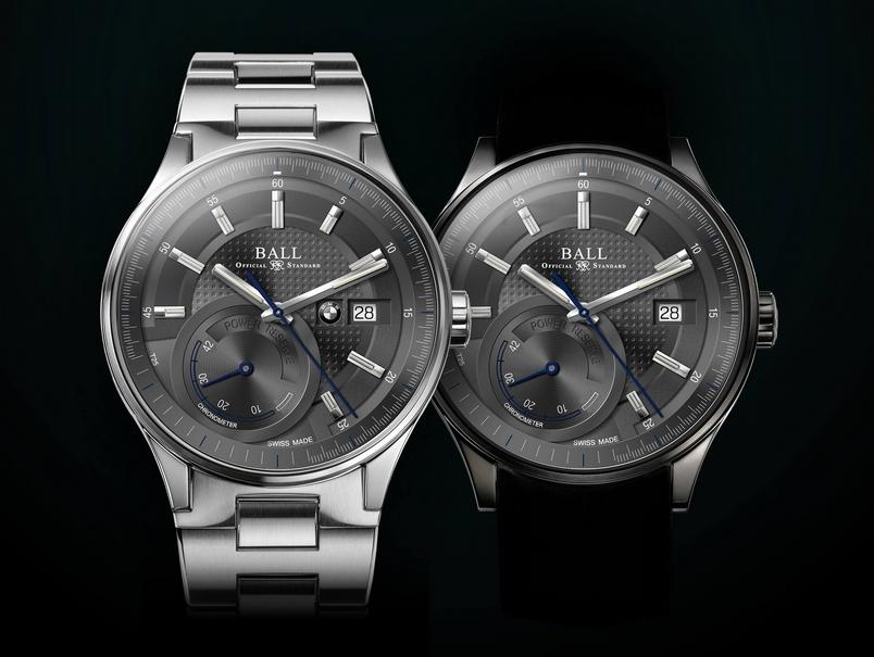 精緻工藝之淬:Ball Watch機械錶 & BMW汽車 (Sponsored)