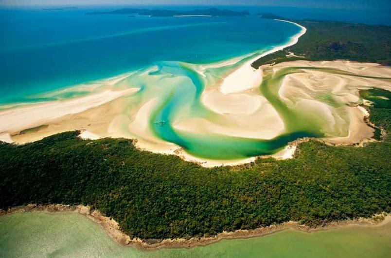 《國家地理終極旅遊:全球57大最美國家公園》-大堡礁海洋公園 Great Barrier Reef Marine Park 澳洲.昆士蘭