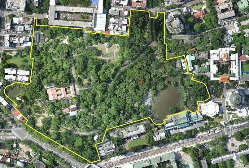 台北植物園120年  保種續存