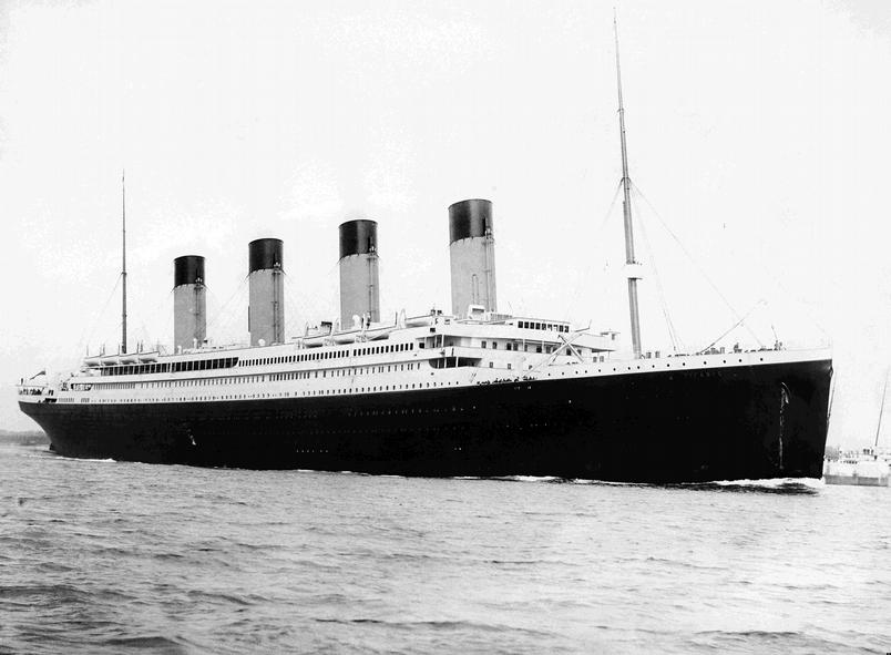 酷知識測驗:八個關於沉船的轟動知識