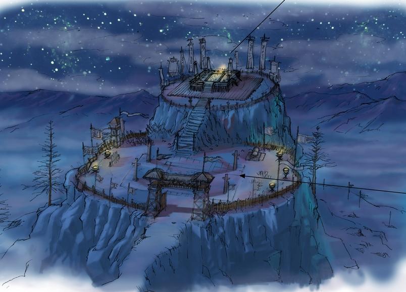 《軒轅劍外傳─漢之雲》觀星台VS.中國古代天文台(Sponsored)