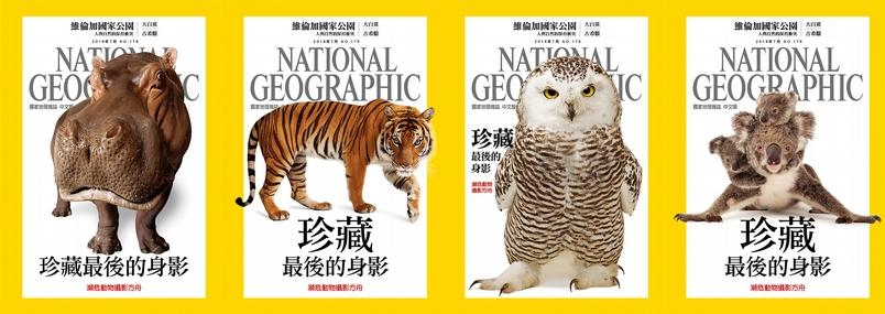 《國家地理》雜誌封面,由你來決定?
