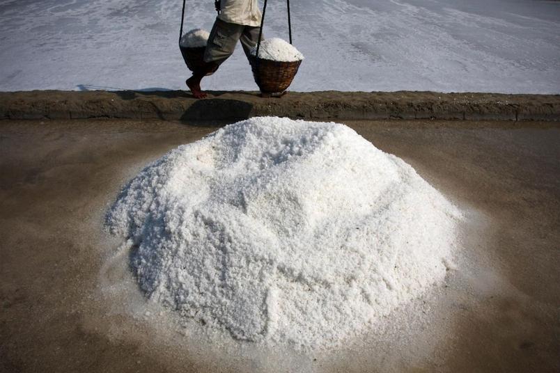 90%食鹽中都含有微塑膠?