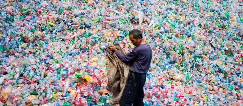 你昨天喝的那罐寶特瓶,被成功回收的機率有多少?
