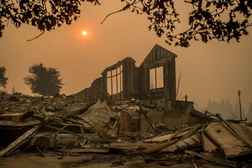 加州野火,重創葡萄酒之鄉