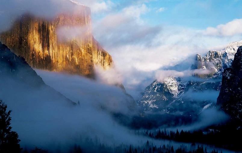 《國家地理終極旅遊:全球57大最美國家公園》-優勝美地國家公園 Yosemite National Park 美國.加州