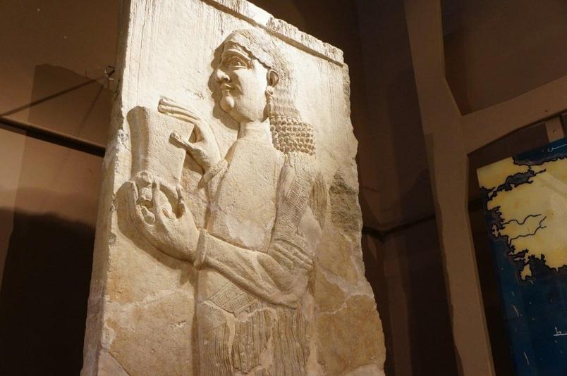 顛沛的珍寶:伊拉克國家博物館(Sponsored)