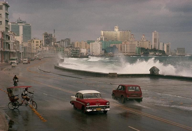 卡斯楚統治下的古巴