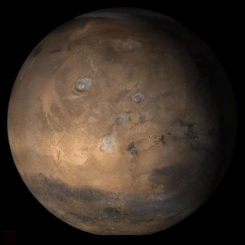 火星上的鹽水可能孕育與地球上類似的生命