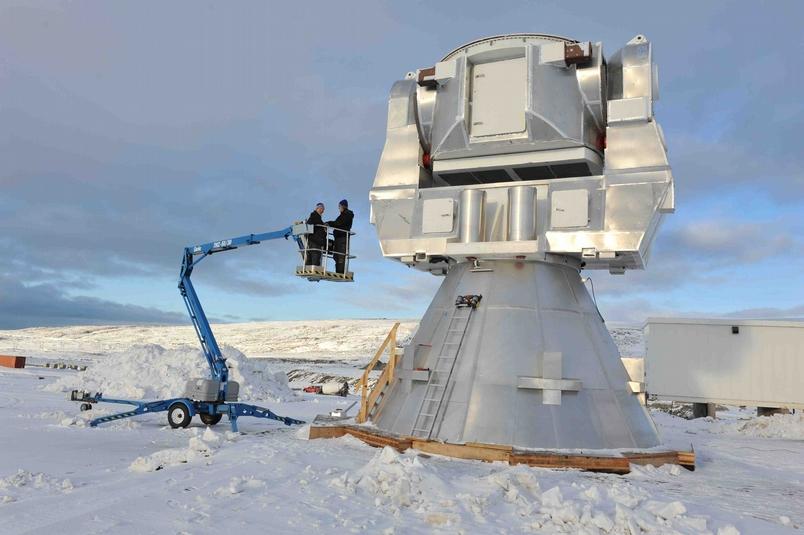 臺灣主導格陵蘭望遠鏡計畫可望今年啓動觀測黑洞