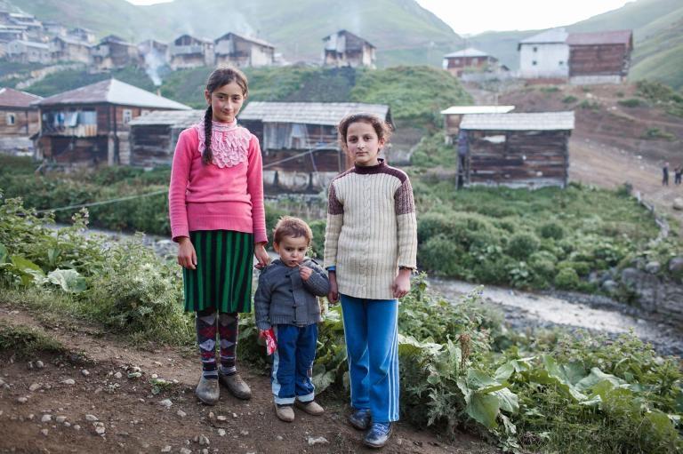 喬治亞蘿莉塔的宿命:童婚