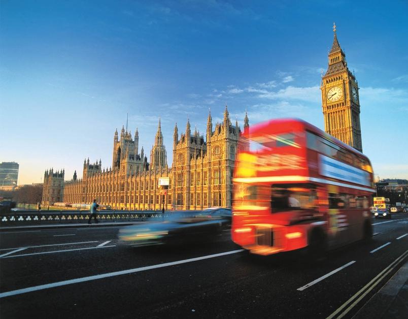 每日一圖《最精采城市》:英國倫敦