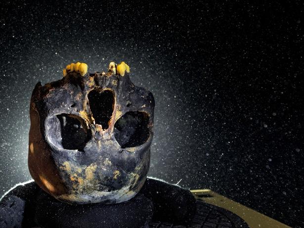 影像藝廊:最早的美洲人