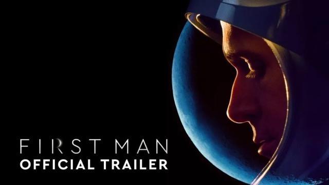 《登月先鋒》(First Man )海報