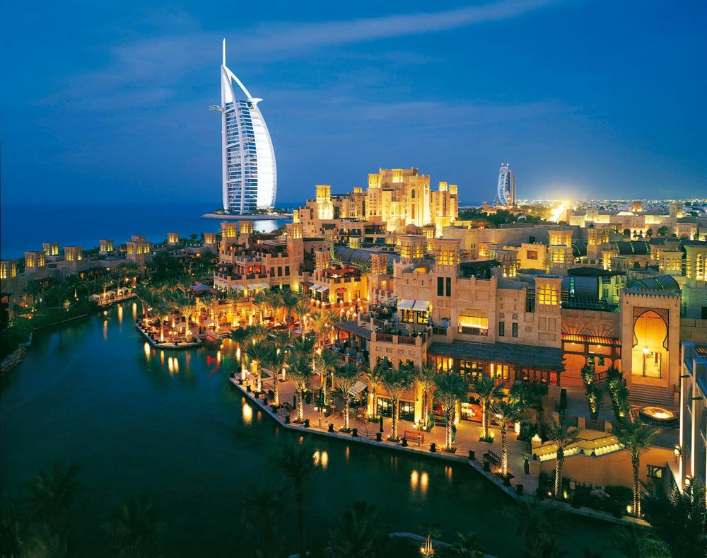 Al Burj Arab+Jumeirah Madinat 2