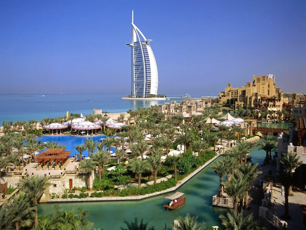 Al Burj Arab+Jumeirah Madinat 3