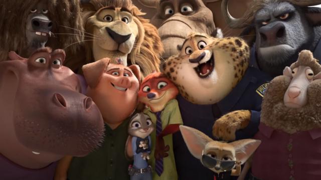 和樂動物大家庭