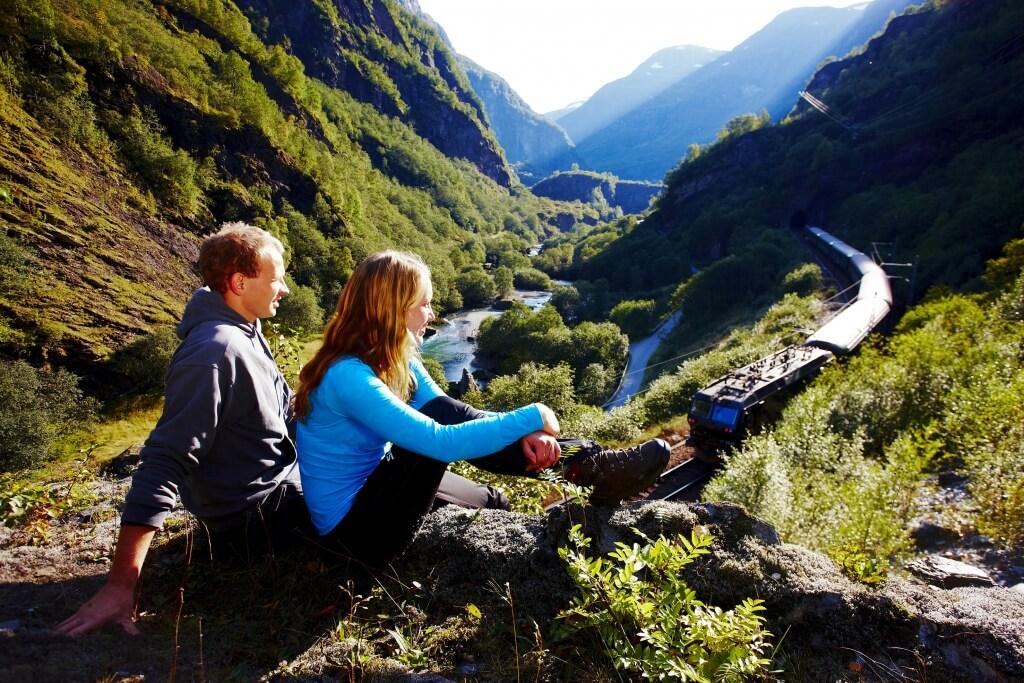 FlŒm, Sogn og Fjordane