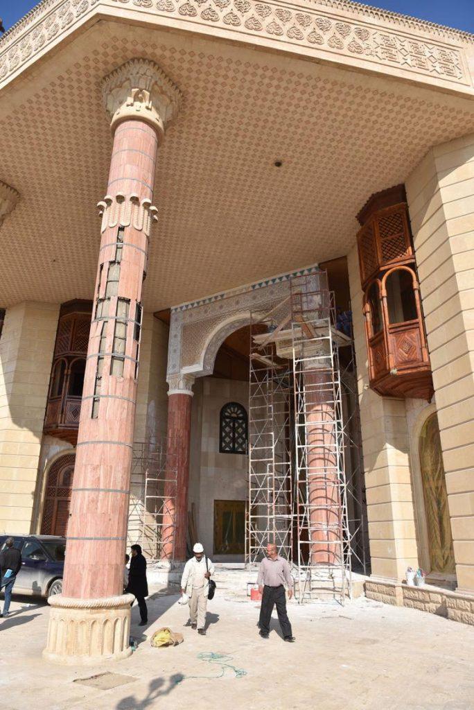 位於巴士拉的海珊舊皇宮即將成為伊拉克幾十年來第一間新博物館。Photograph by Mahan Kalpa Khalsa