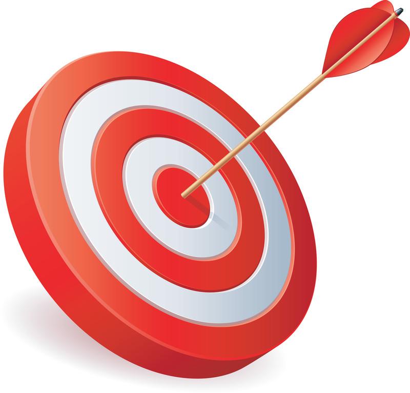 標靶藥強調精準打擊,避免誤殺好細胞。(圖片來源)
