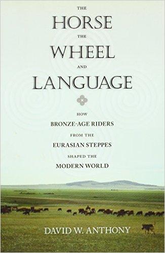 草原假說認為,起源自草原的族群學會使用馬匹與輪子後,青銅時代的騎士得以散居四方,連帶將他們的語言──原始印歐語帶往各地,造成的影響直到今日。(圖片來源)