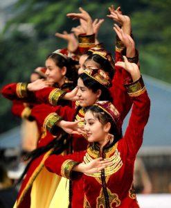 維吾爾族舞蹈
