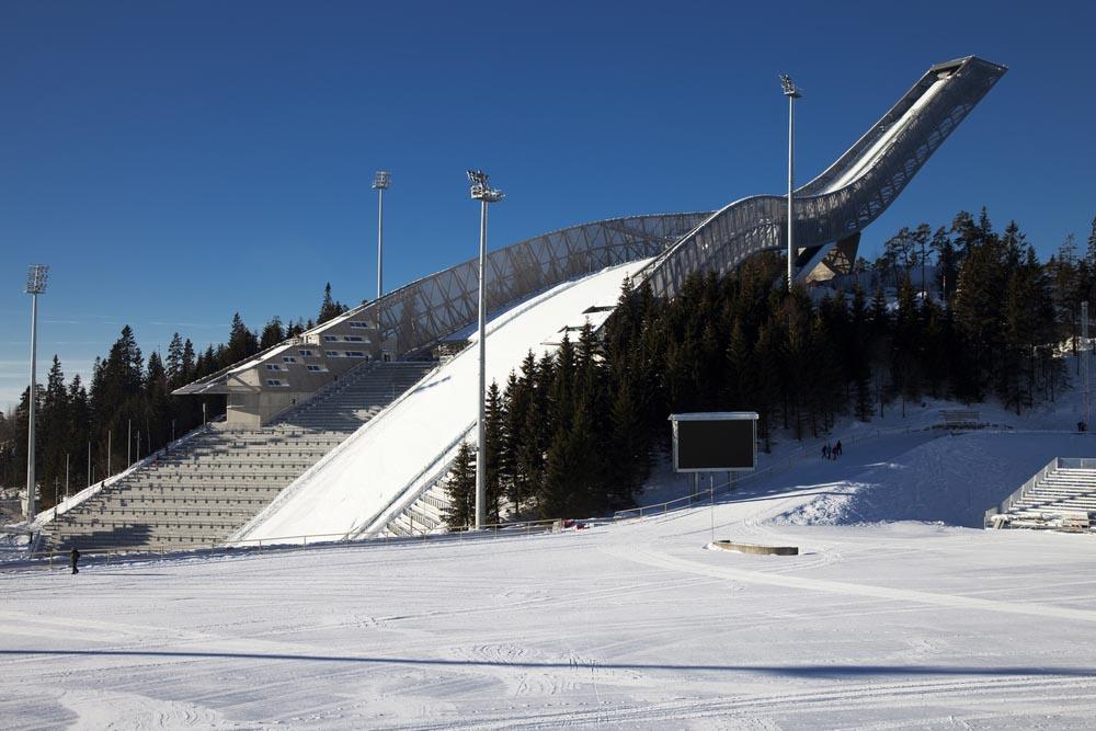 Shutterstock_Oslo Ski jump