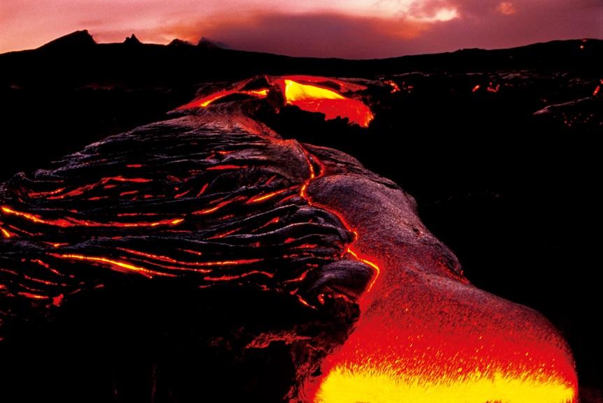 夏威夷火山