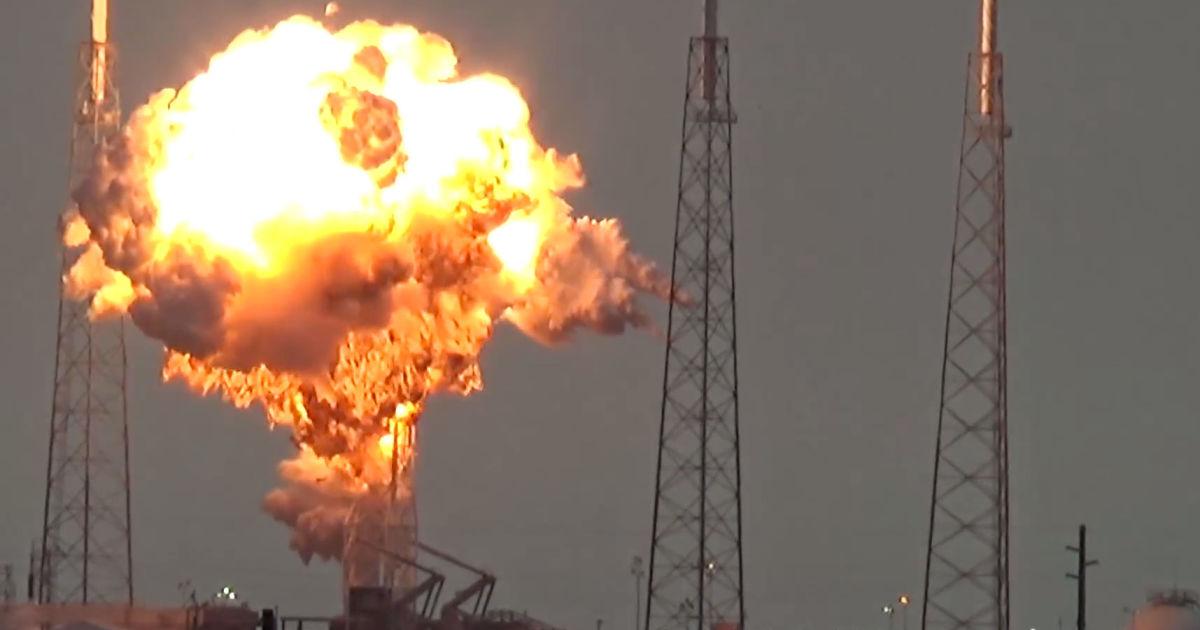 「spacex 爆炸」的圖片搜尋結果