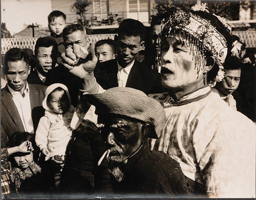 鄧南光,表演臺北 ,1960s