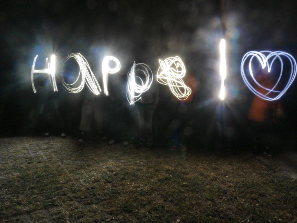 觀星營-happy