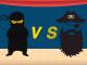 海盜VS忍者,誰比較致命?